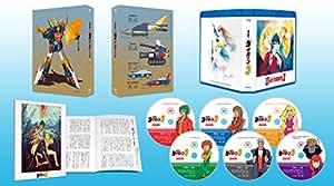 【Amazon.co.jp限定】無敵鋼人ダイターン3 Blu-ray BOX (日輪の力を借りて今必殺の、サン・アタック! PIICAカード&セル画風A4クリアファイル&B2サイズ布ポスター付)