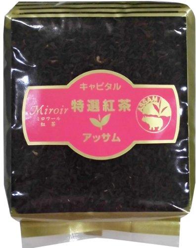 キャピタル 特選紅茶 アッサム 200g