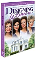 Designing Women: Complete Fourth Season [DVD] [Import]