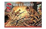 エアフィックス 1/76 ヴィンテージクラシックス 第一次世界大戦 アメリカ軍 歩兵 プラモデル X-0729V