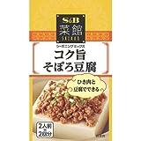 菜館シーズニング コク旨そぼろ豆腐 14g フード 調味料・油 スパイス(香辛料)・薬味 [並行輸入品]