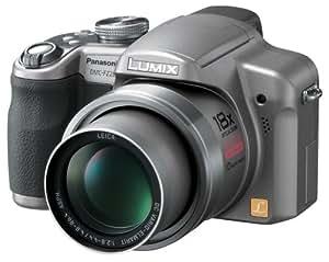 Panasonic デジタルカメラ LUMIX (ルミックス) FZ28 シルバー DMC-FZ28-S
