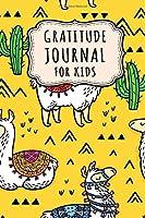 Gratitude Journal for Kids: Llama Daily Gratitude Journal for Kids | Undated 100 Days | 6 x 9