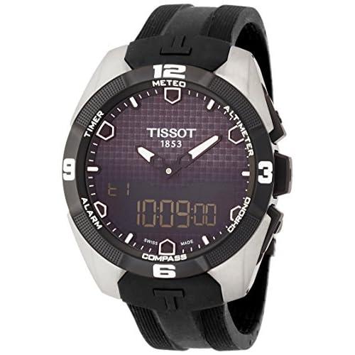 [ティソ]TISSOT 腕時計 T-Touch Expert Solar(ティータッチ エキスパート ソーラー) T0914204705100 メンズ 【正規輸入品】