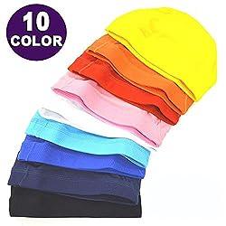 水泳帽子 プール帽子 水泳キャップ プールキャップ 子供用~大人用 S~LL(ピンクS)