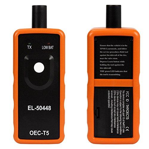 Liebeye タイヤ圧力モニターセンサー EL-50448 自動車 TPMS GM車用 アクティベーション