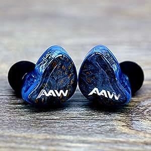 AAW AXH リケーブル対応ハイブリッドカナル型イヤホン