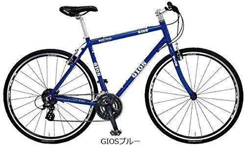 GIOS(ジオス) MISTRAL(ミストラル) クロスバイク 2016モデル 430サイズ (ジオスブルー)