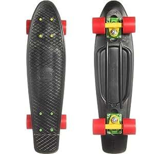 [ペニー] PENNY スケートボード 22インチ クラシックシリーズ ラスタ ブラック CLASSICS SERIES PN00045 [並行輸入品]
