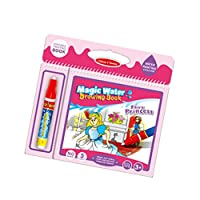 Kesoto 赤ちゃん 子供 ペイント ずかん  ボードブック 再利用可能 水彩ペン 絵画学習 興味の育成 多種選べる - 妖精たち