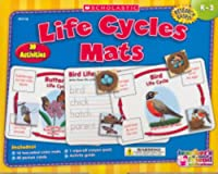 Life Cycles Mats: K-2 (Teacher's Friend)