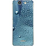 CaseMarket 【ポリカ型】 docomo Xperia SX SO-05D ポリカーボネート素材 ハードケース [ コールドモーニング ガラスの水滴 ]