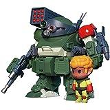 Robonimo 5PRO 装甲騎兵ボトムズ ATM-09-RSC スコープドッグ レッドショルダーカスタム 全高約104mm 塗装済み 可動フィギュア