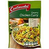 CONTINENTAL Recipe Base |Creamy Chicken Curry, 30g