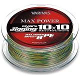 モーリス(MORRIS) ライン バリバス AVANI ジギング10x10 マックスパワー 200m