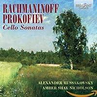 Prokofiev/Rachmaninov: Cello S