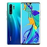 Huawei P30 Pro (VOG-L29) 8GB/256GB Dual SIM (Aurora/オーロラ) SIMフリー [並行輸入品]