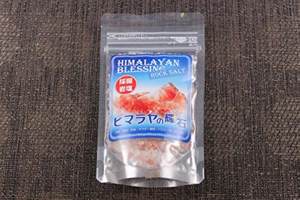 マウンドファイバ認証ヒマラヤ岩塩 ミル詰替え用 100g