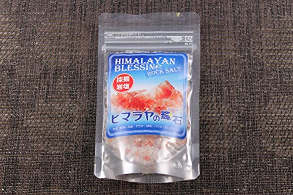 痛み恵み叫ぶヒマラヤ岩塩 ミル詰替え用 100g