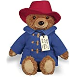 (Big Screen Paddington) - Yottoy Big Screen Paddington Bear 8.5 Soft Toy