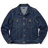 Lee リー RIDERS 101J ライダースジャケット LT0521 USED加工(M 126 DARK BLUE)