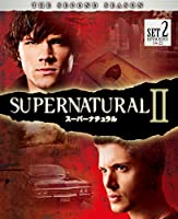 SUPERNATURAL 2ndシーズン 後半セット (14~22話収録・2枚組) [DVD]