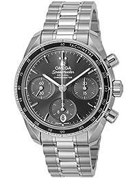 [オメガ]OMEGA 腕時計 Speedmaster グレー文字盤 コーアクシャル自動巻き 324.30.38.50.06.001 【並行輸入品】