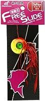 ハヤブサ(Hayabusa) タイラバ 無双真鯛 フリースライド コンプリートモデル 25号 93.75g オレキン/レッドレッド SE120-25/12-8 メタルジグ ルアー