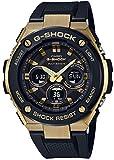 [カシオ]CASIO 腕時計 G-SHOCK ジーショック Gスチール 電波ソーラー GST-W300G-1A9JF メンズ