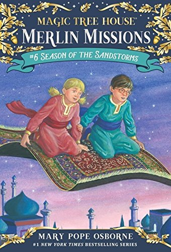 Season of the Sandstorms (Magic Tree House (R) Merlin Mission)の詳細を見る