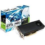 MSI N760 2GD5/OC 正規代理店製品 オーバークロック版 GeForce GTX 760 2G