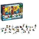 LEGO シティアドベントカレンダー 60201 組み立てキット (313ピース)