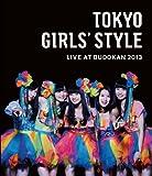 TOKYO GIRLS' STYLE LIVE AT BUDOKAN 2013 (3枚組Blu-ray Disc)