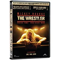 The Wrestler / Le lutteur (Bilingual Edition) by Mickey Rourke