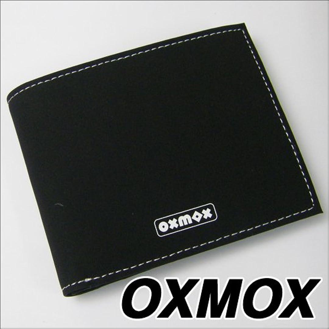 製作動のヒープOXMOX(オックスモックス) カラー COLOR 2つ折ウォレット ホワイト