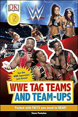 WWE Tag-Teams and Team-Ups (DK Readers Level 2) (English Edition)