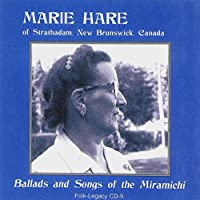 Ballads & Songs of the Miramichi