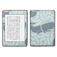 igsticker kindle paperwhite 第4世代 専用スキンシール キンドル ペーパーホワイト タブレット 電子書籍 裏表2枚セット カバー 保護 フィルム ステッカー 050545