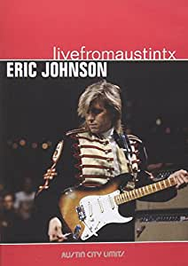 Eric Johnson Live From Austin Tx [DVD] [Import]
