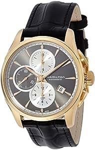 [ハミルトン]HAMILTON 腕時計 Jazzmaster Auto Chrono(ジャズマスター オート クロノ) H32546781 メンズ 【正規輸入品】