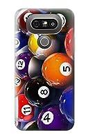 JP2238LG5 ビリヤードプールボール Billiard Pool Ball LG G5 ケース