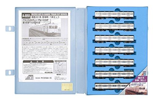 Nゲージ A0050 国鉄301系 登場時 7両セット