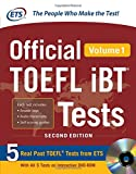 Official TOEFL iBT® Tests Volume 1, 2nd Edition