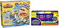 Play-Doh Plus Doctor Drill N Fill Set Various Mixed Colors Kids Creative Imaginary Play Dentist Toy [並行輸入品]