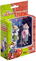 Tip The Mouse - Children Figures Set - Grandma and Grandpa by Simba Toys
