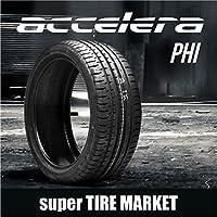アクセレラ PHI 255/30R20 92Y XL 新品サマータイヤ