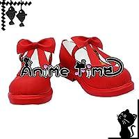 ●●サイズ選択可●●女性23.5CM MJR1455 コスプレ靴 ブーツ カードキャプターさくら 木之本桜