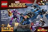 LEGO: Marvel: X-Men vs. The Sentinel