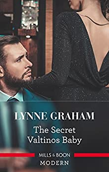 The Secret Valtinos Baby (Vows for Billionaires Book 1) by [Graham, Lynne]