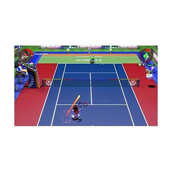 マリオテニス エース - Switchの紹介画像3